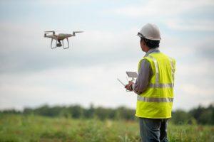 fertilizacion con drones